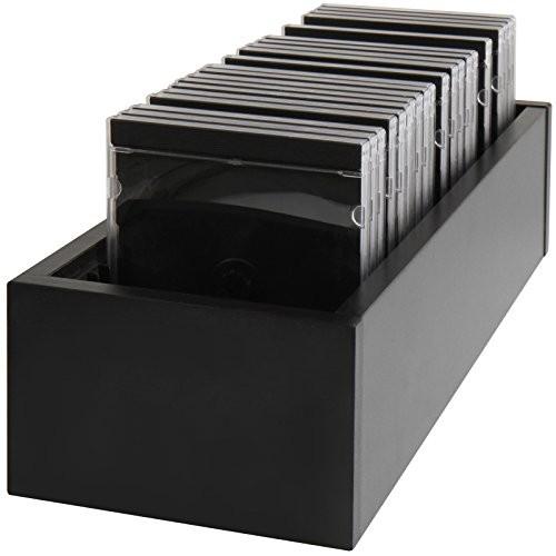 CD-Regal CD-Wandregal CD Ständer mit Platz für 30 CDs in drei verschiedenen Farben