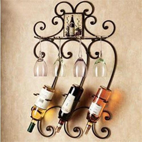 Z & Hao Wandregal Regal für Wein American Pastoral Regal für Wein