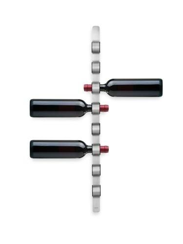Blomus 65193 Weinflaschen-Wandhalter Cioco für 8 Flaschen