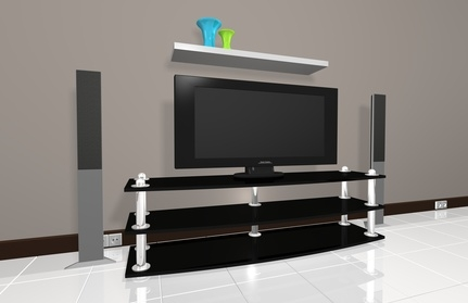 wandregale f r hifi online kaufen. Black Bedroom Furniture Sets. Home Design Ideas