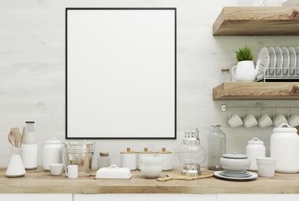 Wandregale für die Küche online kaufen | wandregale.org